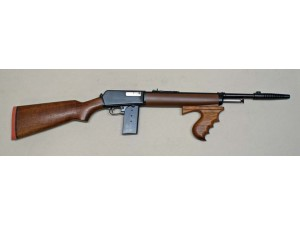Winchester Model 1907 Hyman Lebman Replica